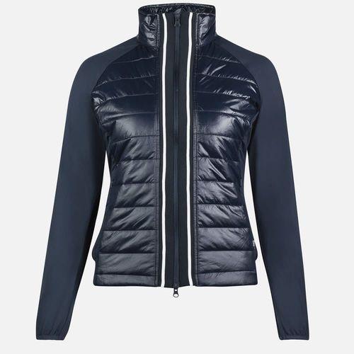 Horze Women's Robyn Combo Jacket - Dark Navy