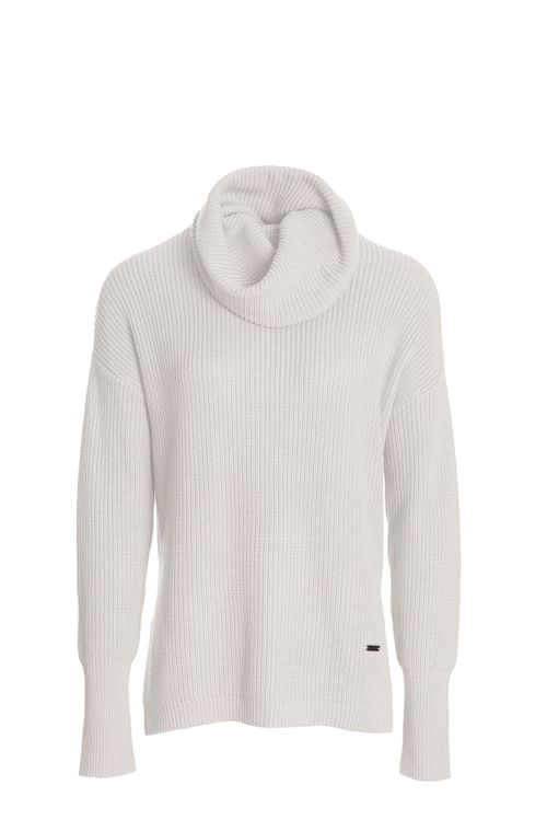 Alessandro Albanese Women's Cremona Relaxed Sweater - Coconut