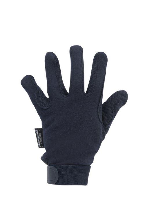Dublin Thinsulate Winter Track Riding Gloves - Black
