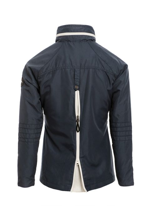 Alessandro Albanese Women's Bosa Short Jacket - Ombre Blue