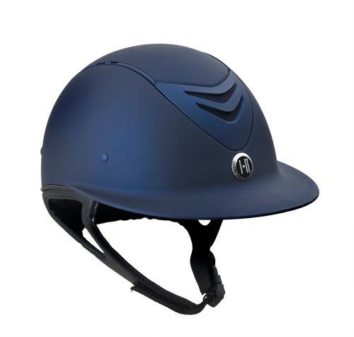 One K Avance Wide Brim Helmet - Navy Matte