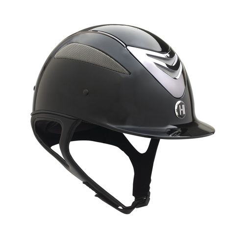 One K Defender Helmet - Black Glossy