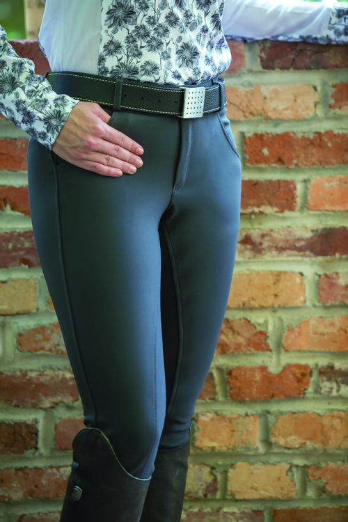 FITS Women's Olivia Treads Full Seat Breeches - Sombre