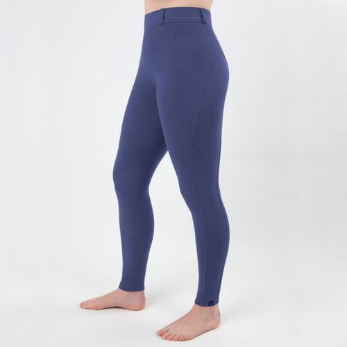 Irideon Women's Himalayer Capriole Knee Patch Tights - Ultra Violet