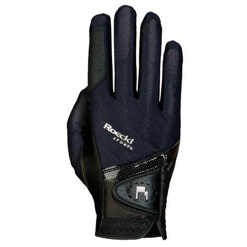 Roeckl Madrid Riding Gloves - Black