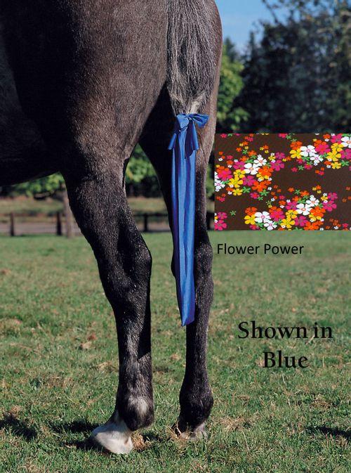 Jammies Tail Bag - Flower Power