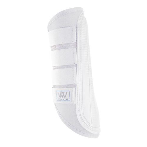 Woof Wear Single-Lock Brushing Boot - White