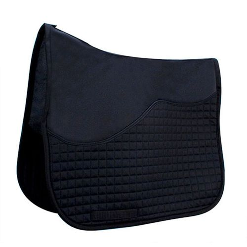 T3 Matrix Traditional Dressage Half Pad Schooling Liner - Black