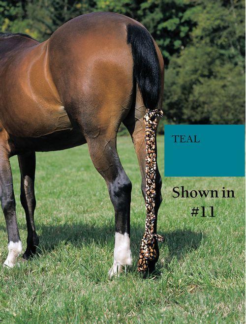 Jammies Three Piece Tail Wrap - Teal