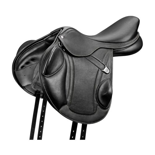 Bates Advanta Event Saddle - Classic Black