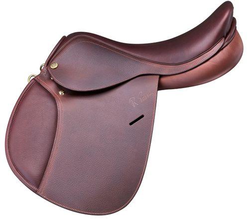 Pessoa Pony Saddle - Oakbark