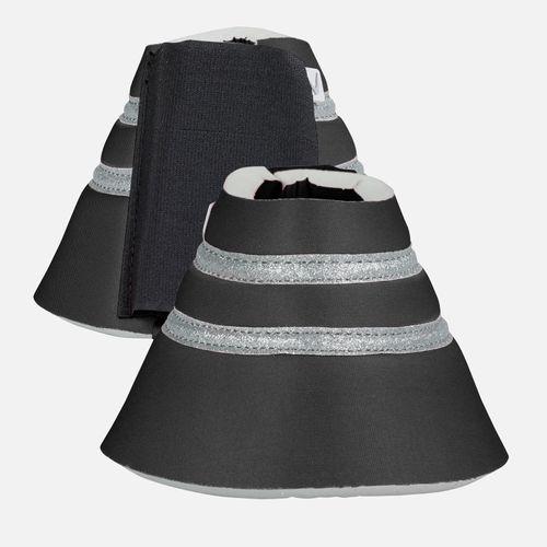 Horze Thun Bell Boots - Black
