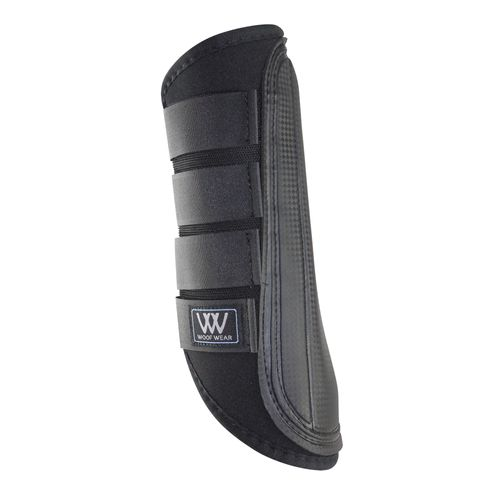 Woof Wear Single-Lock Brushing Boot - Black