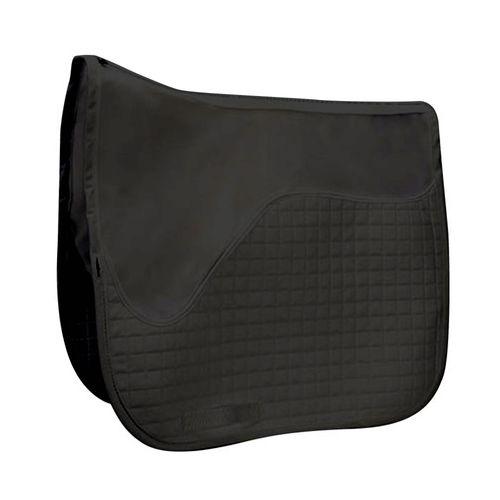 T3 Matrix Ergonomic Dressage Half Pad Schooling Liner - Black