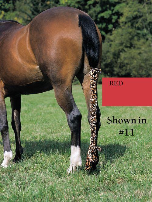 Jammies Three Piece Tail Wrap - Red