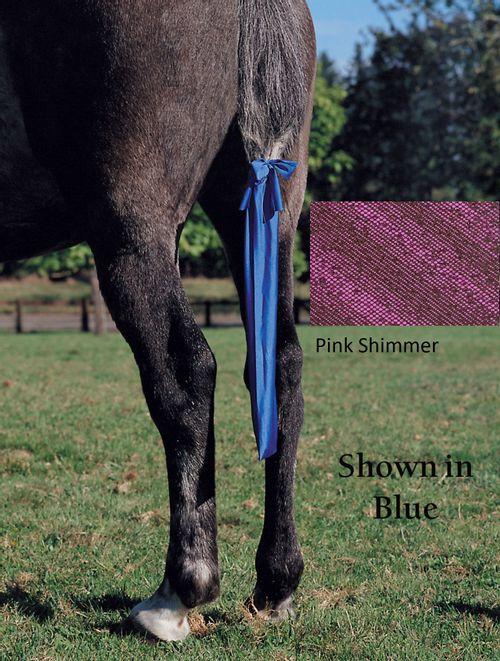 Jammies Tail Bag - Pink Shimmer