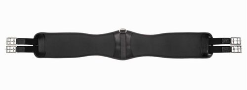 Collegiate Memory Foam Girth - Black