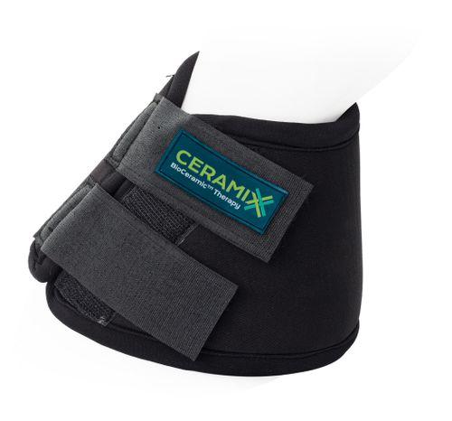 Ceramix EZ-Wrap Bell Boots-Black - Black