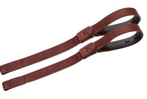 Bates Leather Webbers - Havana Brown