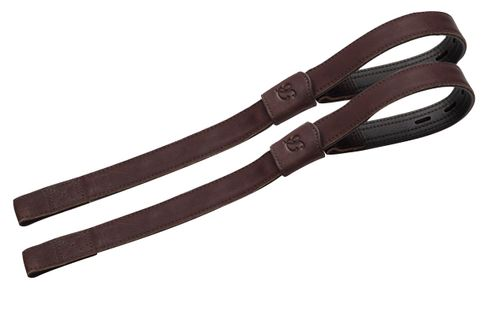 Bates Leather Webbers - Classic Brown