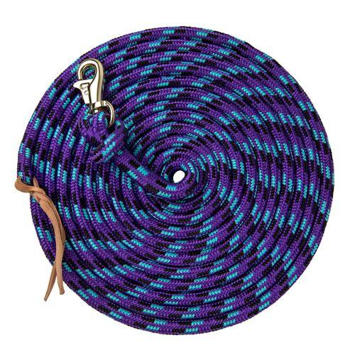 Kensington 25 Clinician Tri- Colored Training Lead - Purple/Lt Blue & Black