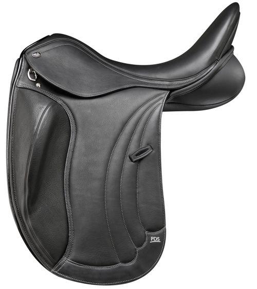 PDS Carl Hester Valegro Dressage Saddle - Black