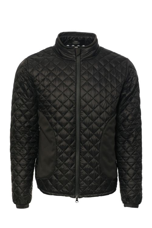 Alessandro Albanese Men's Forli Mens Padded Jacket - Black