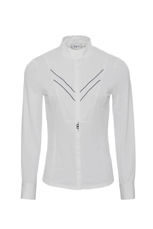 Alessandro Albanese Women's Porto Competition Shirt - White