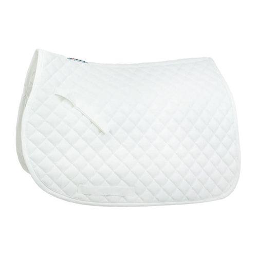 Horze Chooze All Purpose Saddle Pad - White