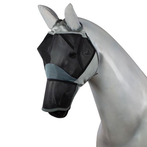 Horze Eira Fly Mask - Gray