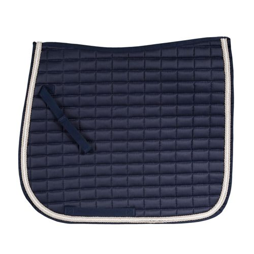 Horze Windsor Dressage Saddle Pad - Peacoat Dark Blue