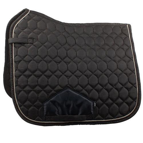 Horze Turner Dressage Saddle Pad - Bracken