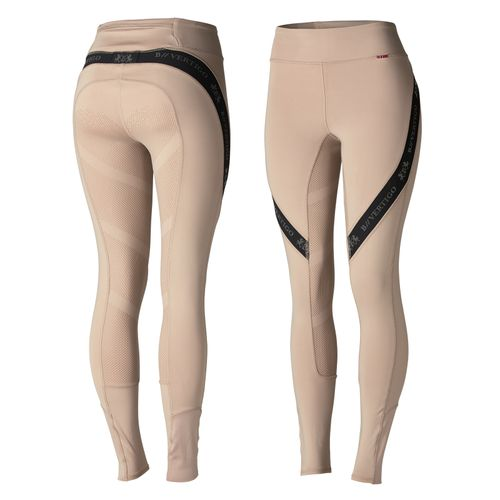 B Vertigo Women's Jenny Full Seat Riding Tights - Beige
