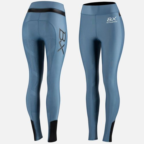 B Vertigo Women's BVX Beatrix Full Seat Tights - Bearing Sea