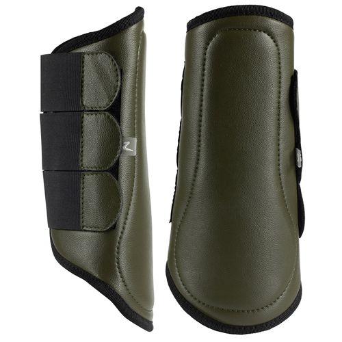 Horze Parker Horse Boots - Loden Green