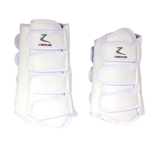 Horze Laval Boots Set - White