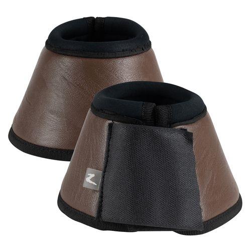 Horze Parker Bell Boots - Bracken