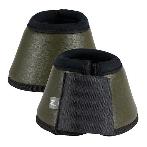 Horze Parker Bell Boots - Loden Green