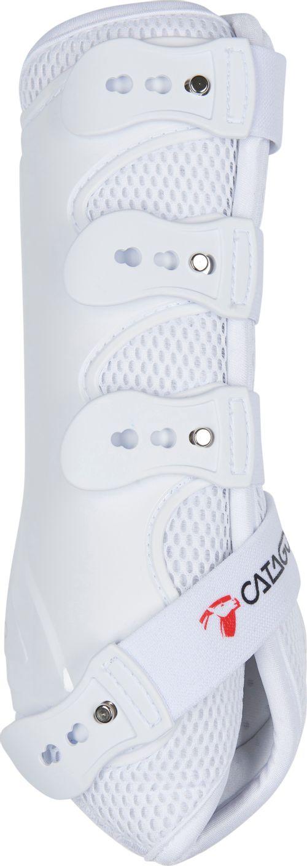 Catago Attitude Dressage Boots - White