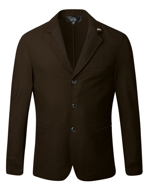 Alessandro Albanese Men's Motion Lite Show Jacket - Espresso