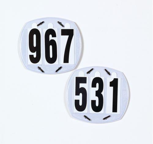 Equi-Essentials 3-Digit Show Number Set