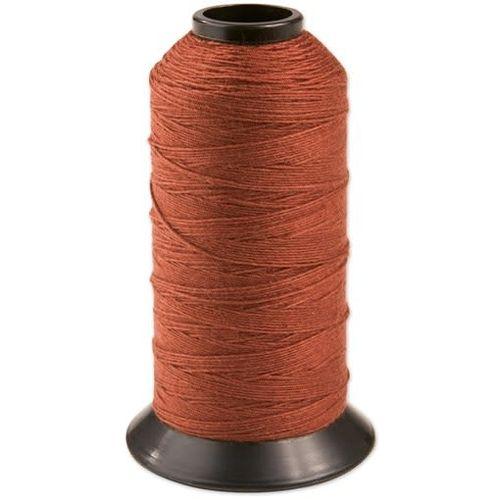 Equi-Essentials Braiding Thread 4oz Spool - Chestnut