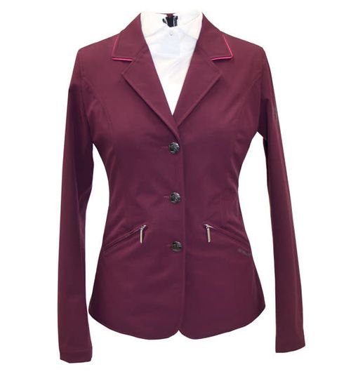Horseware Women's Competition Jacket - Berry