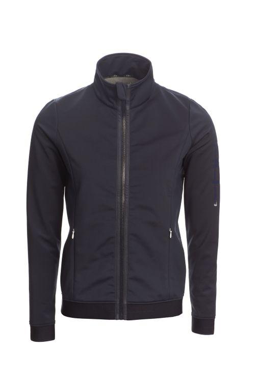 Alessandro Albanese Women's Nila Softshell Jacket - Navy