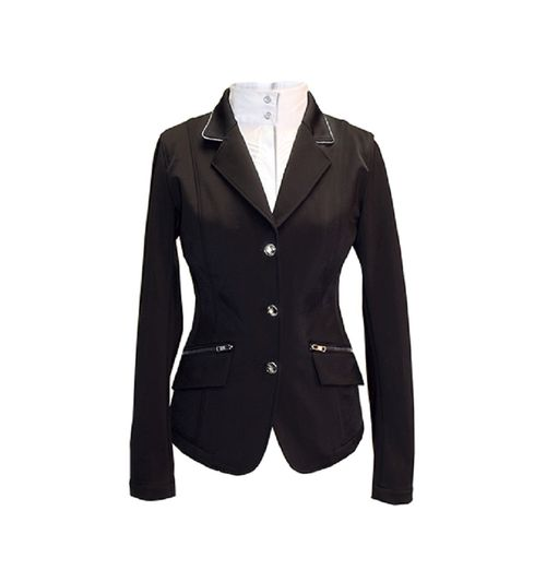 Horseware Women's Knitted Competition Jacket - Black