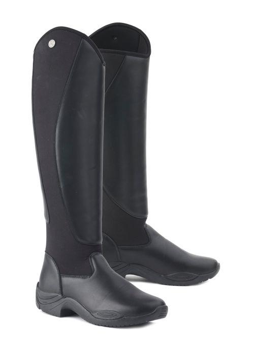 Ovation Cyclone All Season Tall Rider Muck Boot - Black