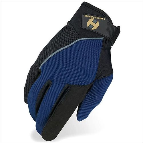 Heritage Competition Glove - Navy/Black