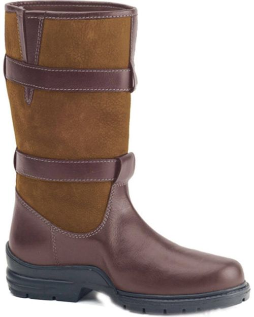 Ovation Women's Maree Country Boot - Brown