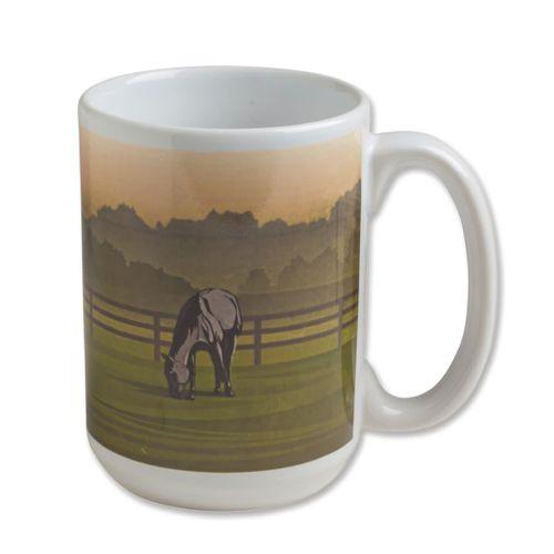Kelley and Company Special Moments Ceramic Mug - Evening Pasture