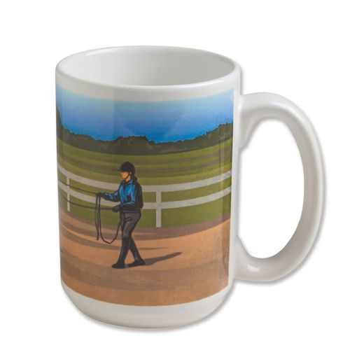 Kelley and Company Special Moments Ceramic Mug - Midday Lunge